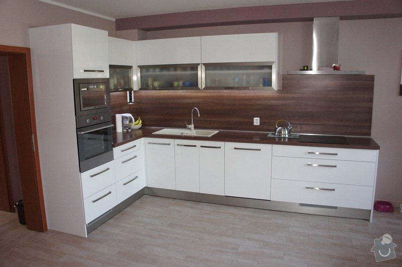 Výroba kuchyňské linky: DSC00964