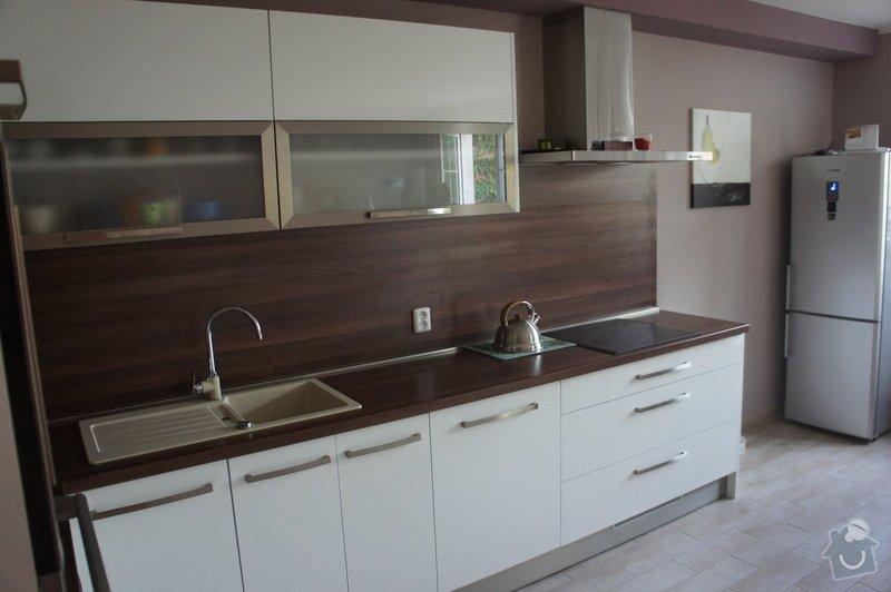Výroba kuchyňské linky: DSC00958