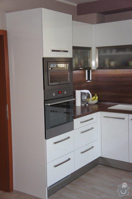 Výroba kuchyňské linky: DSC00966
