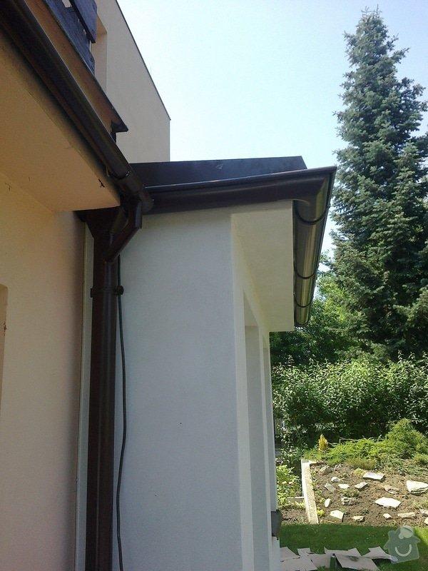 Klempířské práce na verandě - střecha 3x3m: 21062013283
