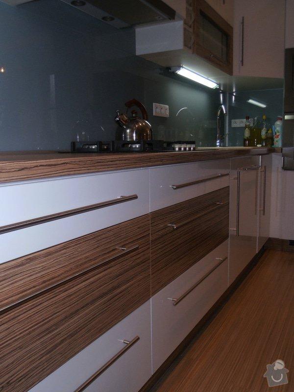 Výroba kuchyňské linky: PB250050