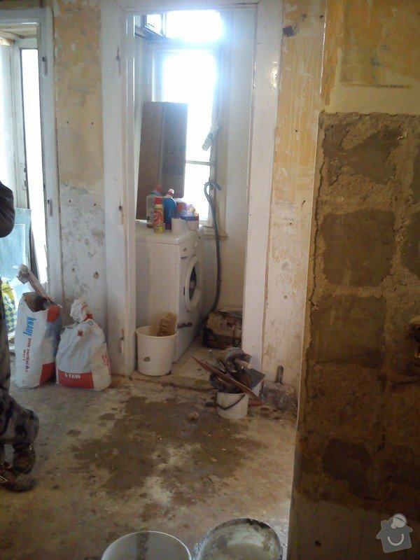 Rekonstrukce bytu: 044