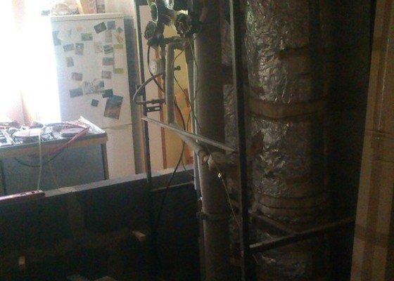 Celková rekonstrukce koupelny