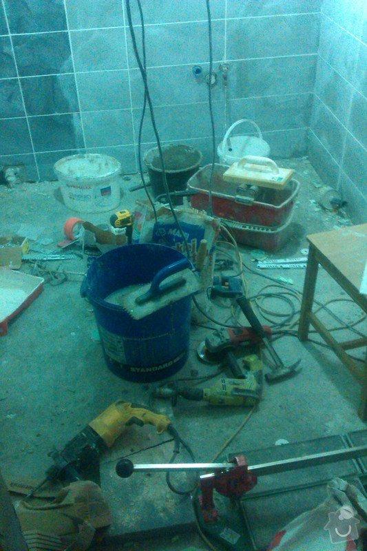 Celková rekonstrukce koupelny: IMAG0723