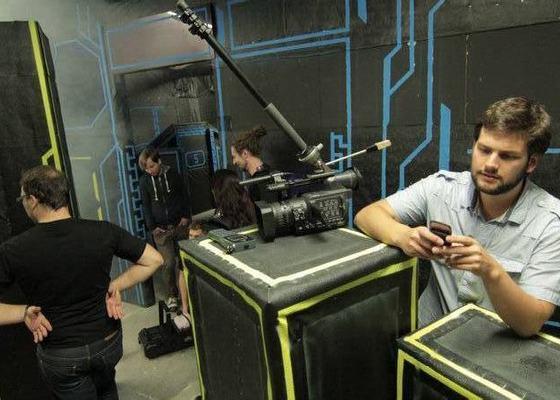 Propagační videa pro zvýšení povědomí o LaserGame Brno