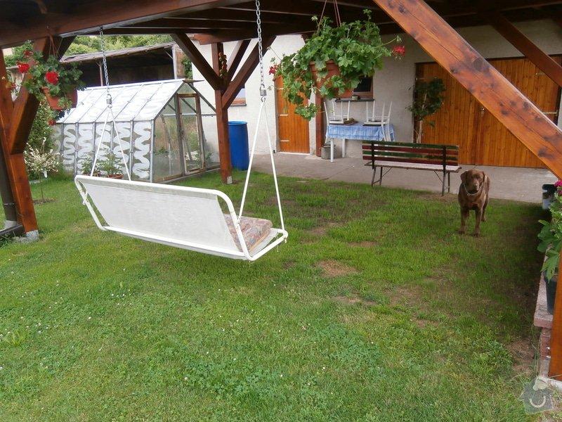 Pokládka zámkové dlažby 40 m2: P6230087
