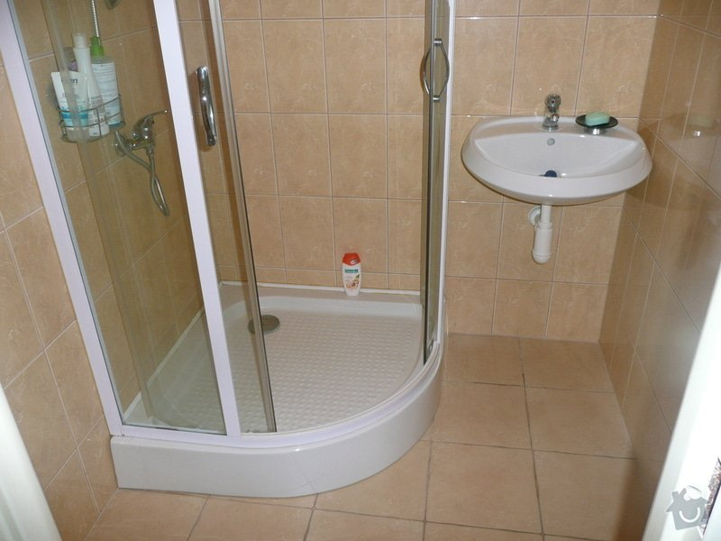 Koupelna - Ostrava - 7 patro - panel: P1050726
