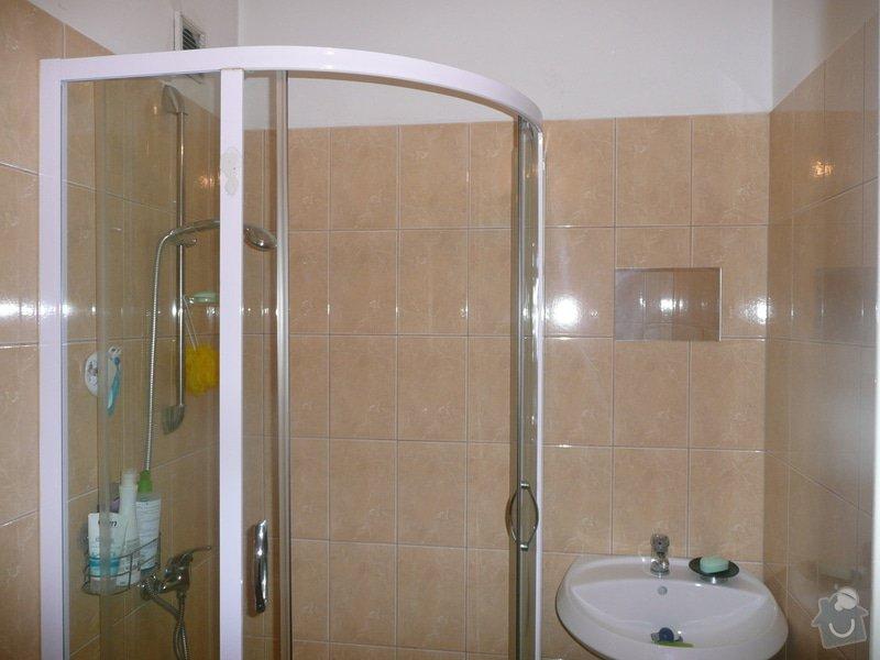 Koupelna - Ostrava - 7 patro - panel: P1050727