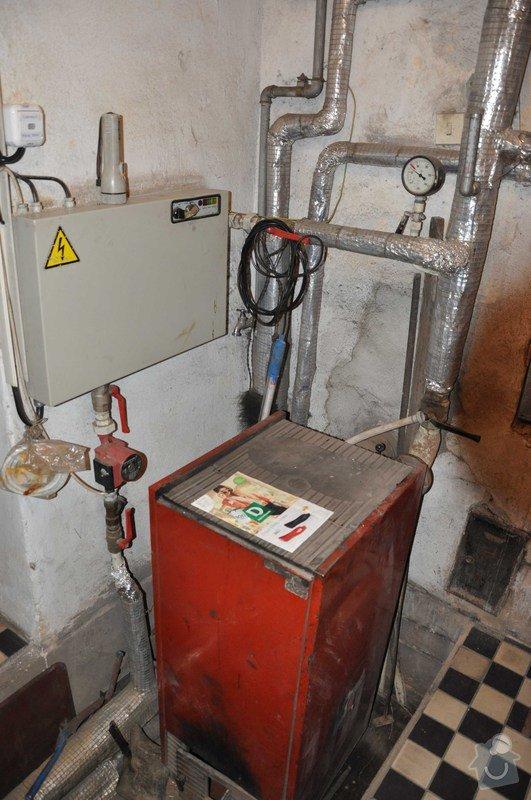 VVýměna kotle na tuhá paliva u rodinného domu.: kotel1