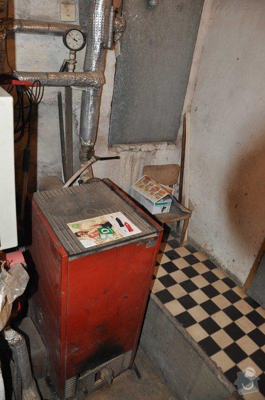 VVýměna kotle na tuhá paliva u rodinného domu.: kotel2
