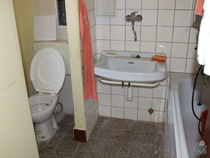 Rekonstrukce bytu v cihlovém domě ve Slaném: BYT_SLANY_008