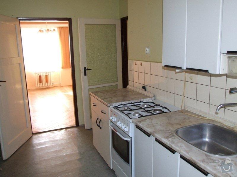 Rekonstrukce bytu v cihlovém domě ve Slaném: BYT_SLANY_011