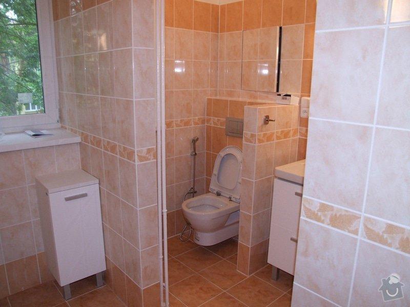 Rekonstrukce bytu v cihlovém domě ve Slaném: BYT_SLANY_035
