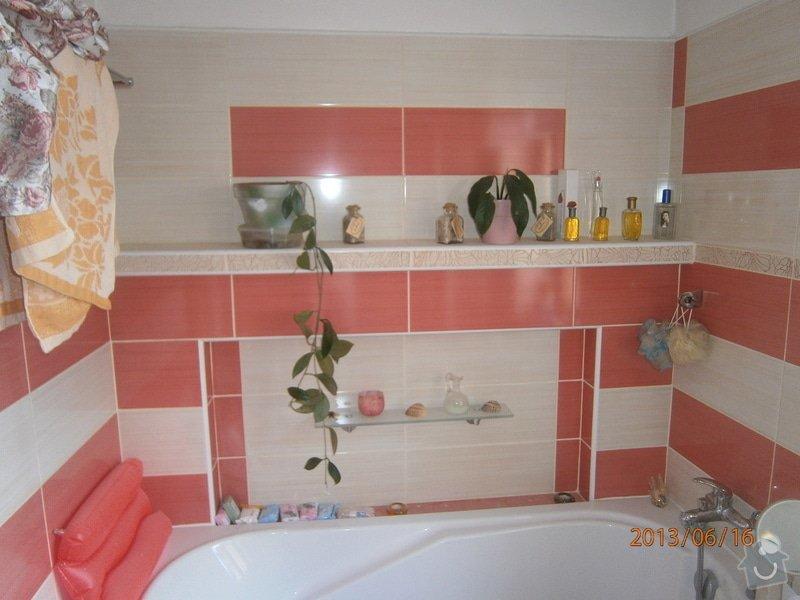 Renovace koupelny: P6160445