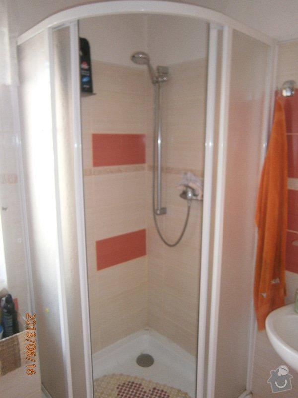 Renovace koupelny: P6160446