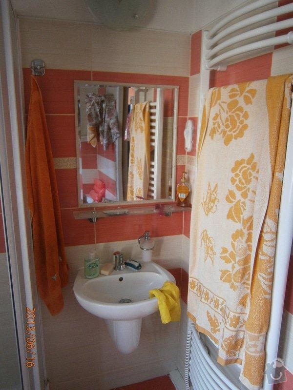 Renovace koupelny: P6160447