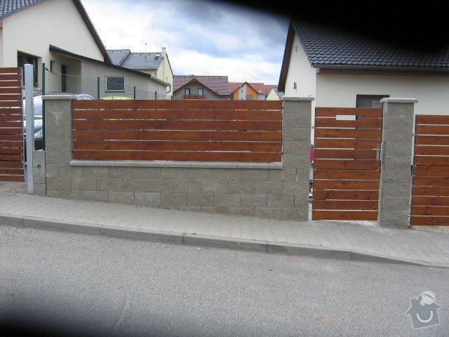 3ks plotových polí,branka a dvoukřídlá brána: IMG_3133