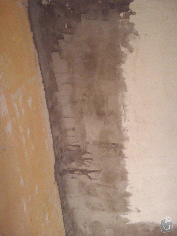 Částečná rekonstrukce bytu, pokládka dlažby: 014