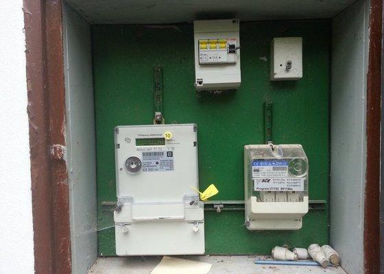 Elektroinstalace jističů