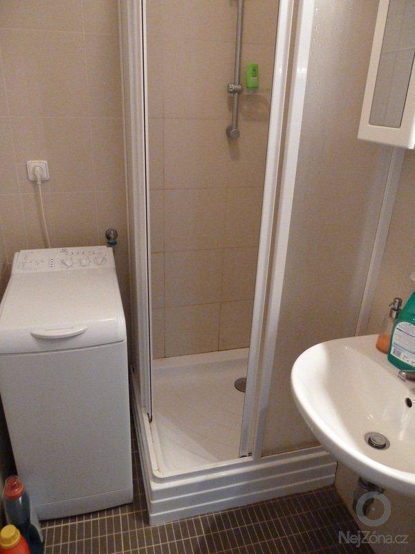 Rekonstrukce sprchového koutu: P1020441