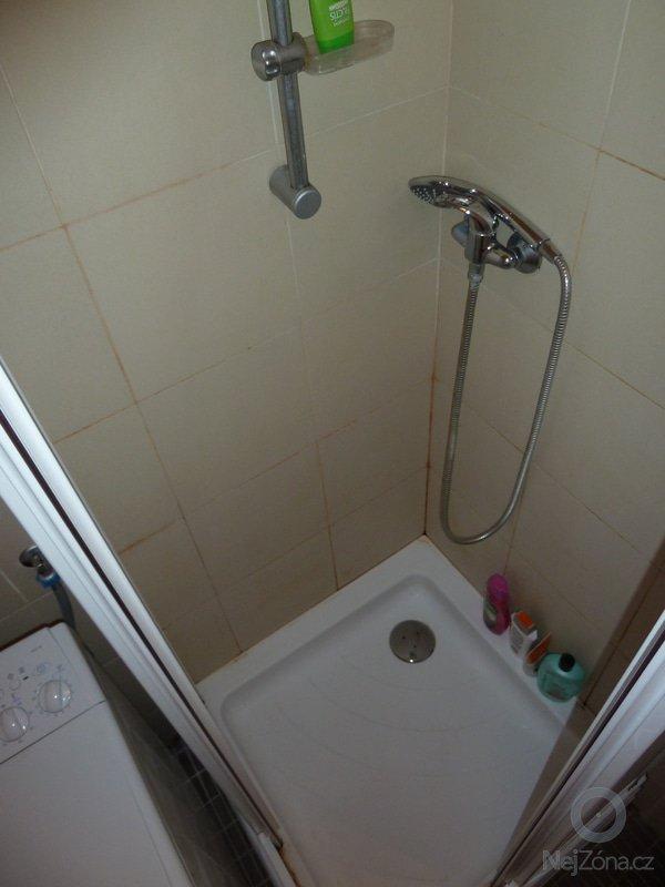Rekonstrukce sprchového koutu: P1020449