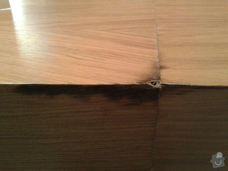 Oprava dřevěného baru: krb