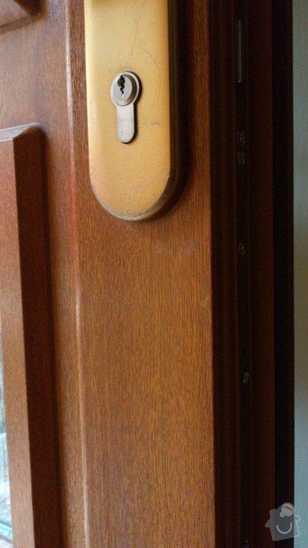 Oprava plastových dveří  po vloupání : PO_OPRAVE_2
