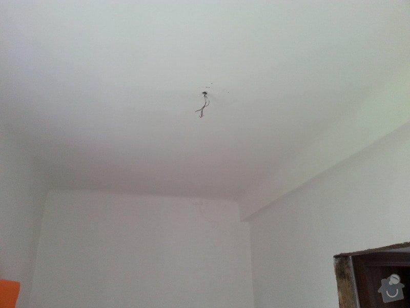 Zateplení podhledů v patře RD: 20130617_084923