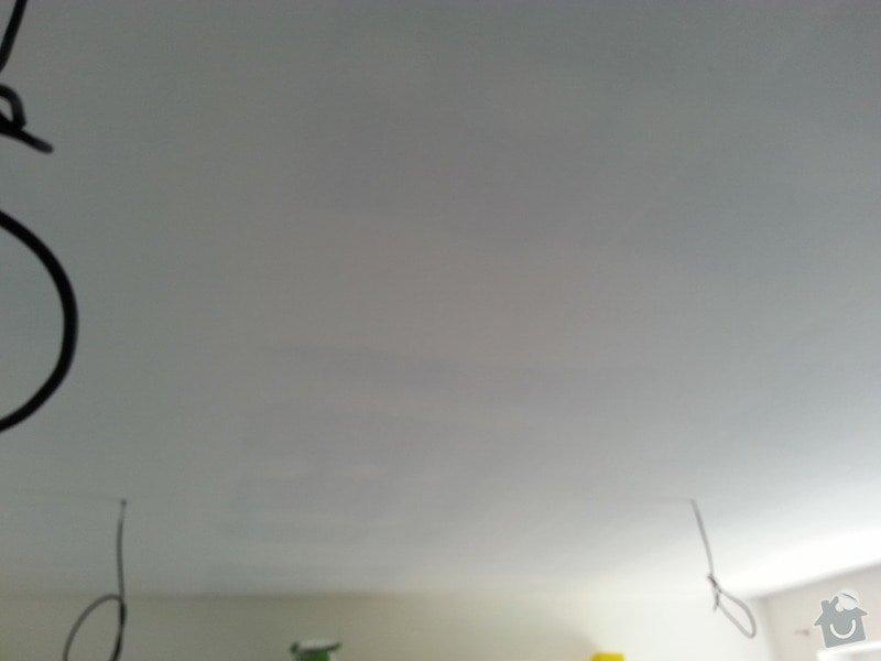 Zateplení podhledů v patře RD: 20130619_133022
