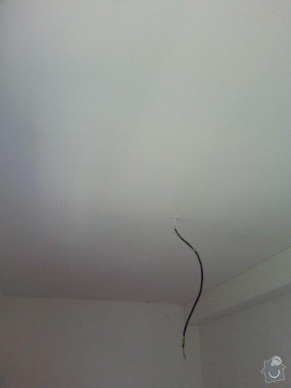 Zateplení podhledů v patře RD: 20130619_145438