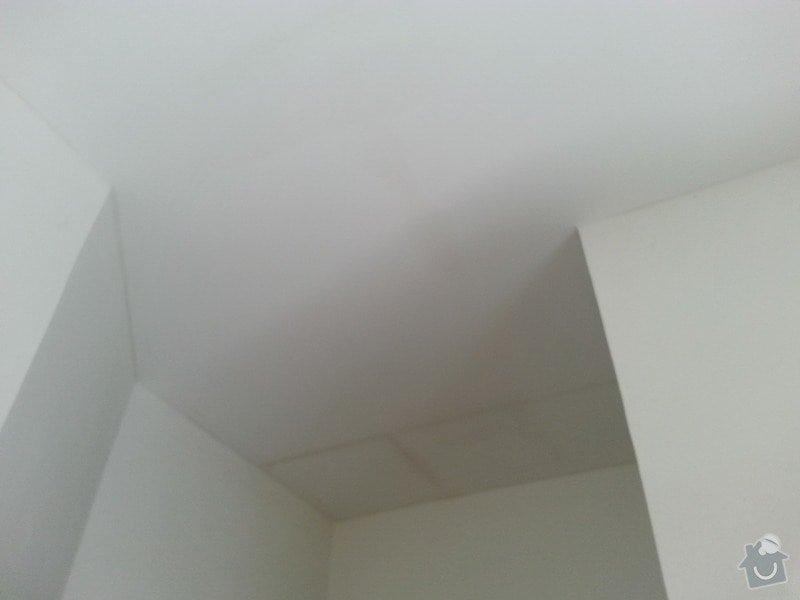 Zateplení podhledů v patře RD: 20130619_145614