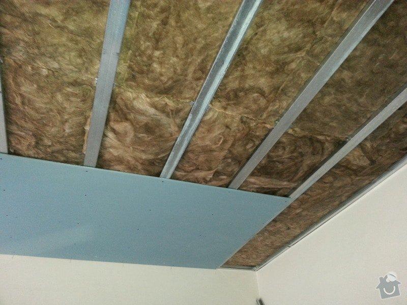 Odhlučněný strop: 20130622_113013