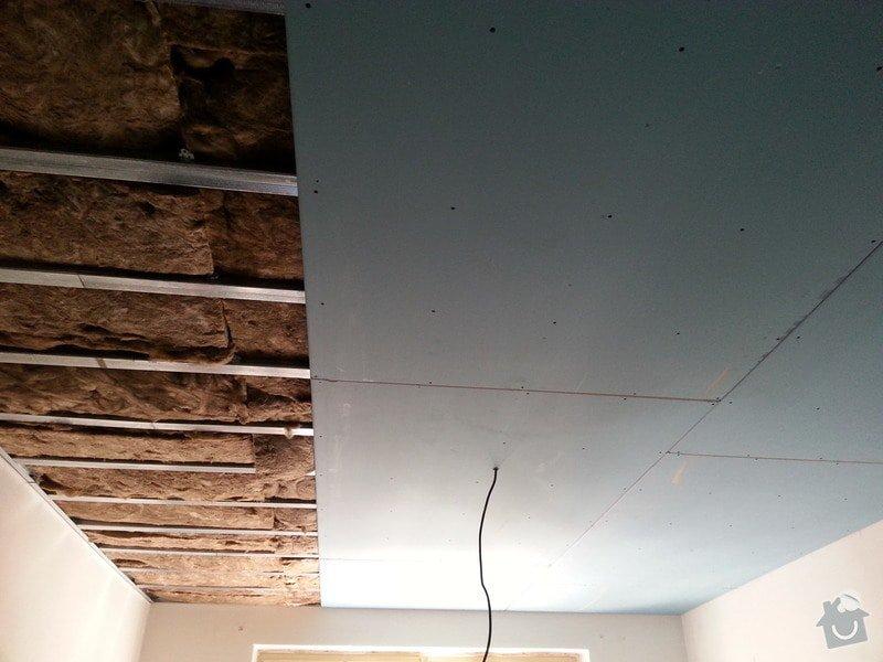 Odhlučněný strop: 20130622_114541