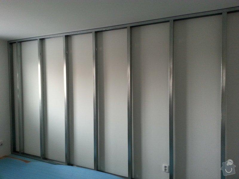 Odhlučnění dvou pokojů: 20130620_104904