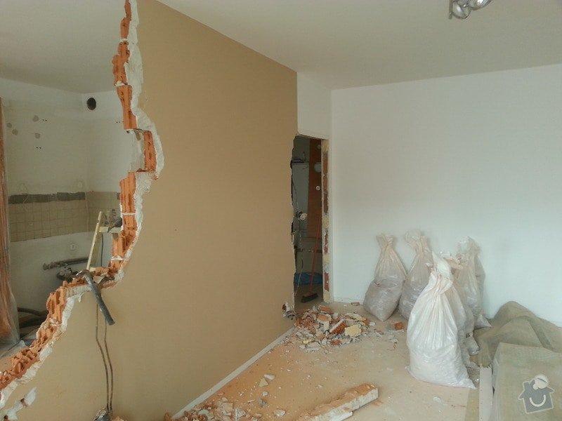 Rekonstrukce bytu: 20130521_132943