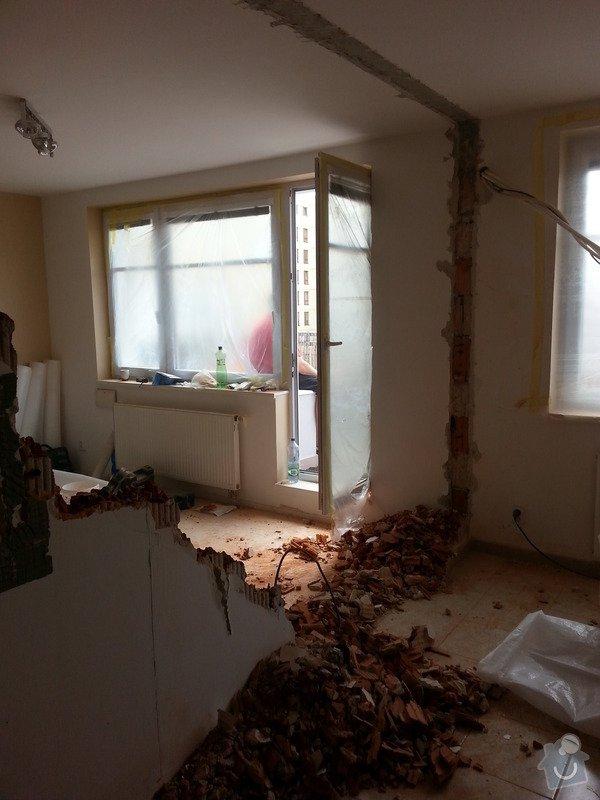 Rekonstrukce bytu: 20130521_133001