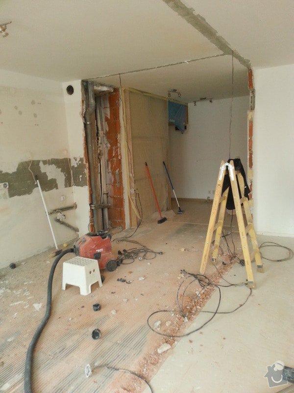 Rekonstrukce bytu: 20130523_094627