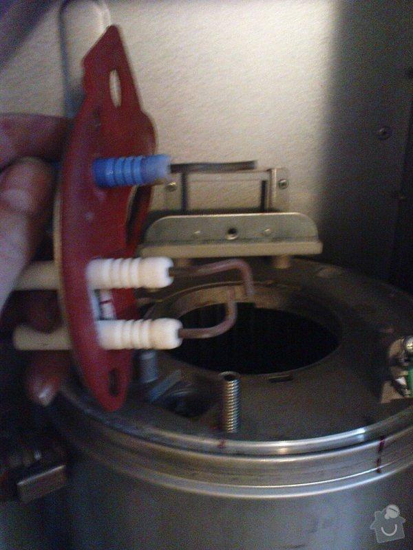 Servis kondenzačního kotle Junkers: DSC00809