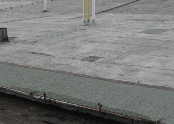 Opravu ploché střechy
