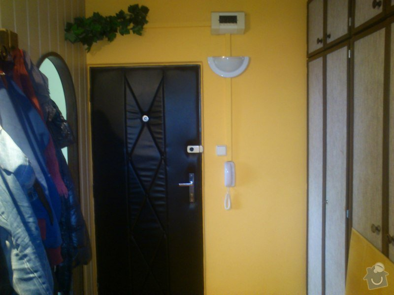 Rekonstrukce bytového jádra a stavební úpravy kuchyně: 2