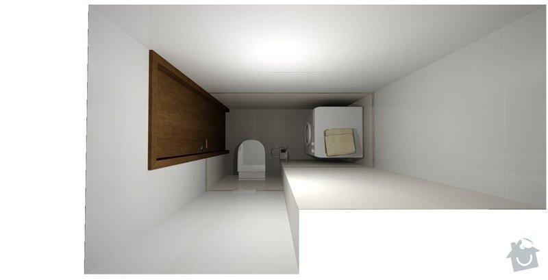 Rekonstrukce bytového jádra a stavební úpravy kuchyně: 4