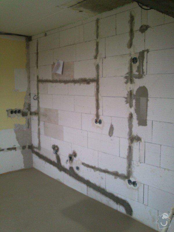Rekonstrukce bytového jádra a stavební úpravy kuchyně: 7