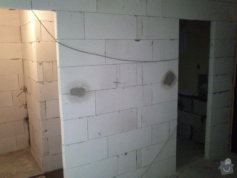 Rekonstrukce bytového jádra a stavební úpravy kuchyně: 8