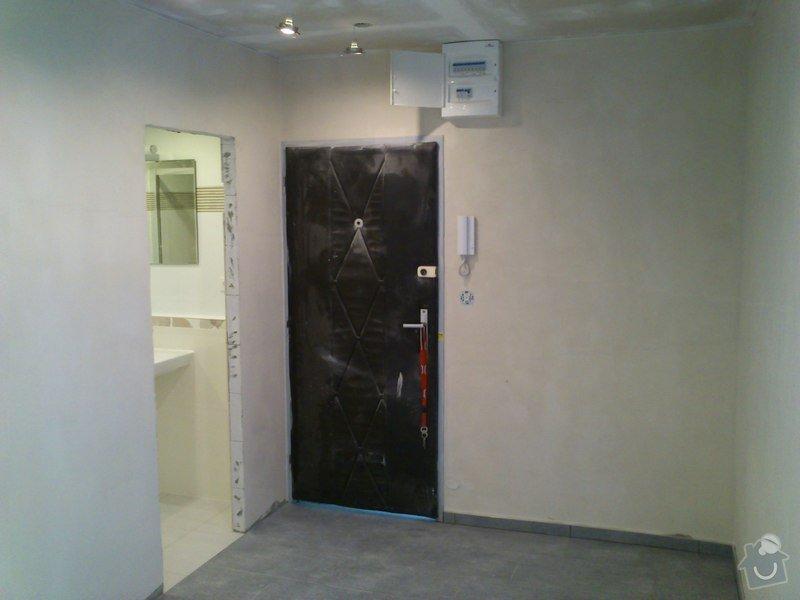Rekonstrukce bytového jádra a stavební úpravy kuchyně: 9