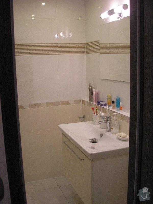 Rekonstrukce bytového jádra a stavební úpravy kuchyně: 10