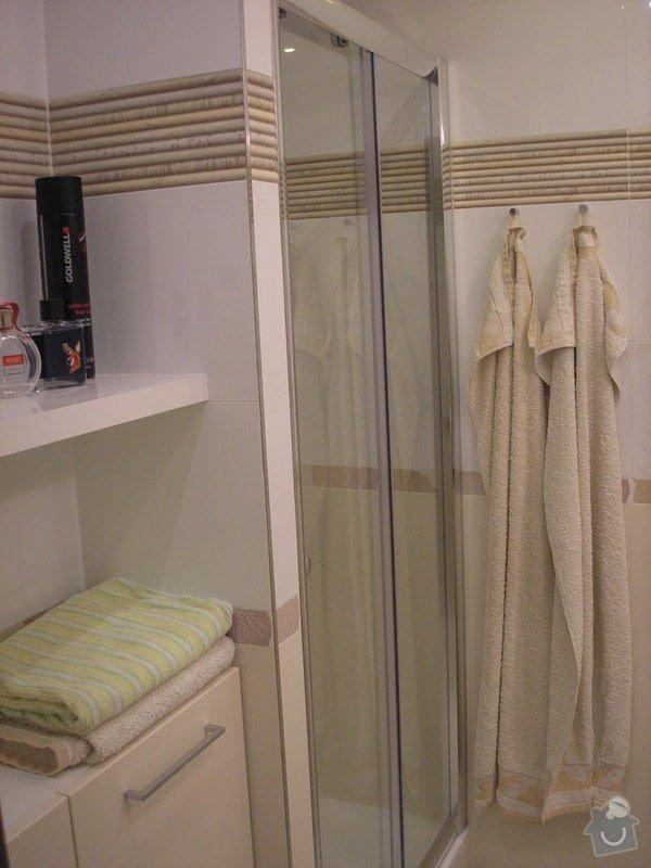Rekonstrukce bytového jádra a stavební úpravy kuchyně: 11