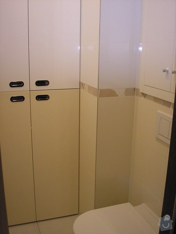 Rekonstrukce bytového jádra a stavební úpravy kuchyně: 15