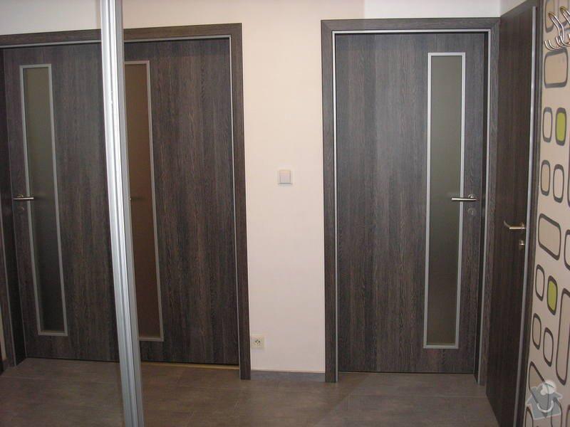 Rekonstrukce bytového jádra a stavební úpravy kuchyně: 17