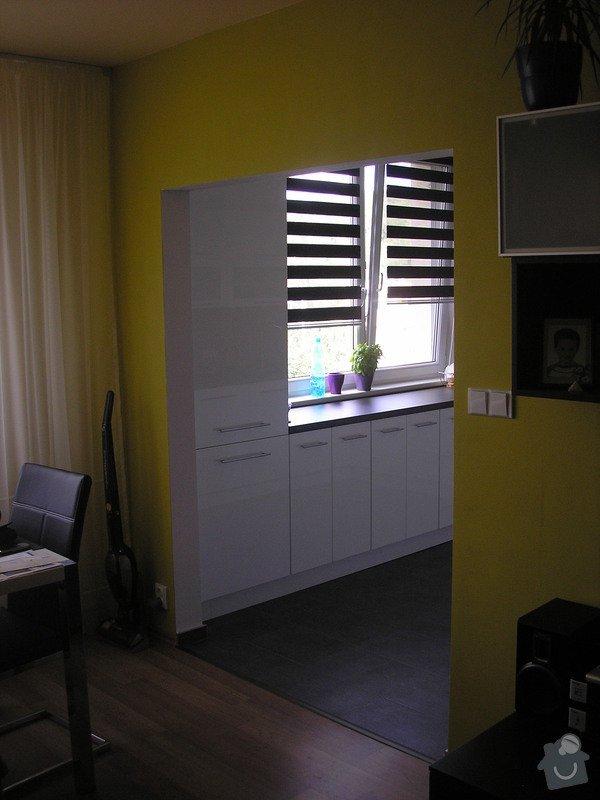 Rekonstrukce bytového jádra a stavební úpravy kuchyně: 19