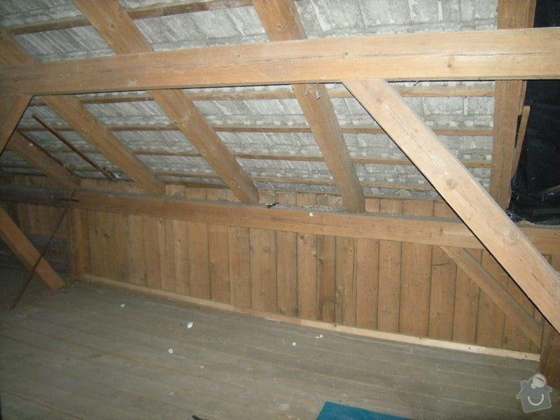 Střecha: DSCN8328